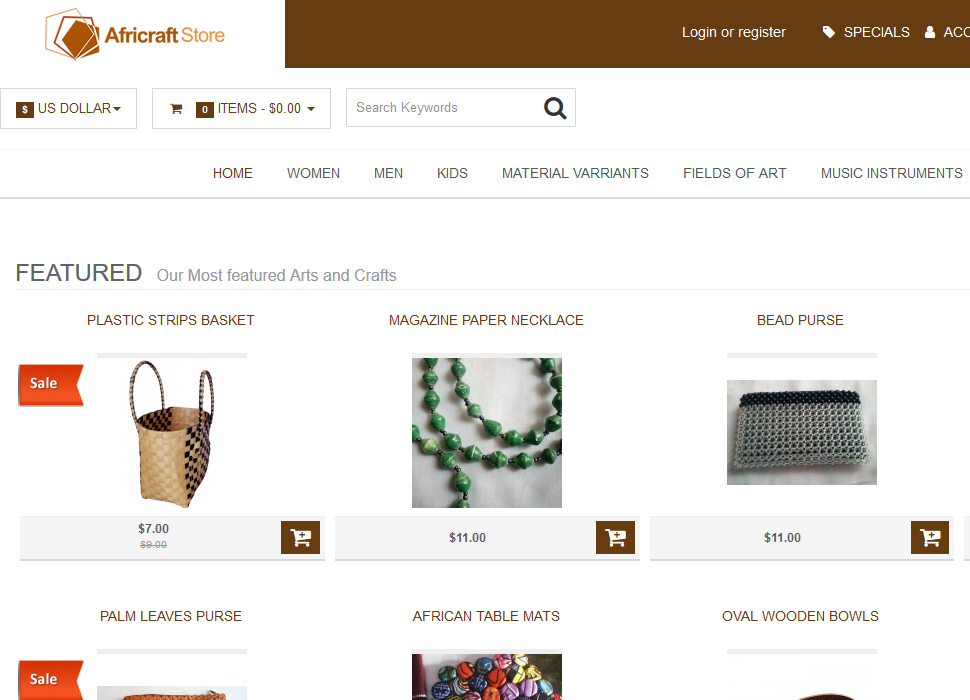 Africraft Store