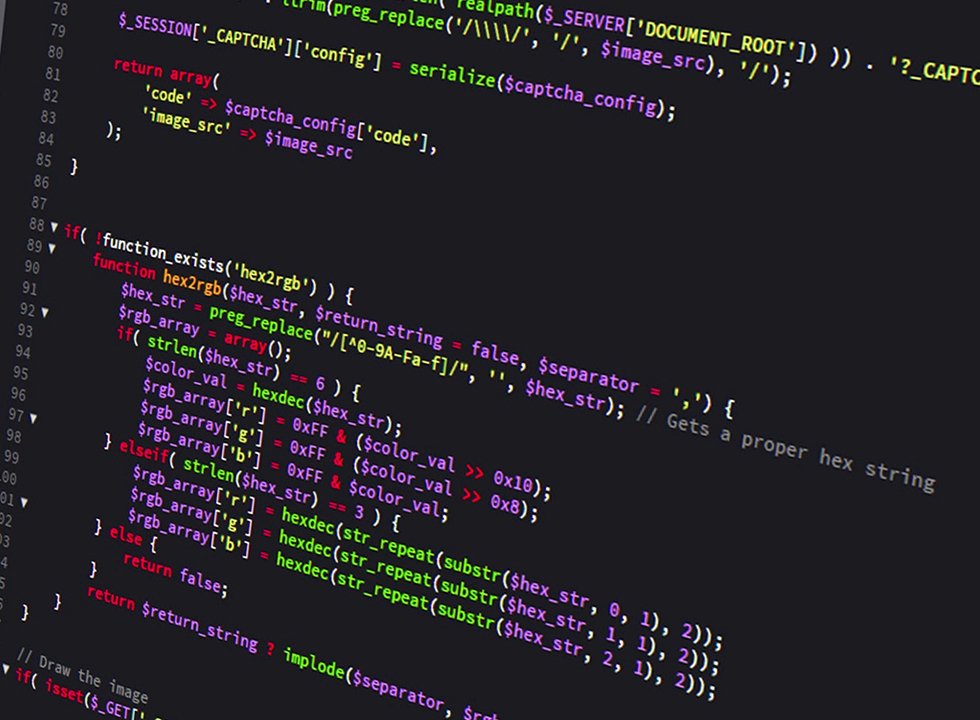 Programming. Image/www.pexels.com